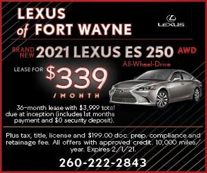 Brand New 2021 LEXUS ES250 AWD All-Wheel-Drive