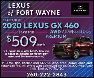 Brand New 2020 Toyota LEXUS GX460 Premium AWD All-Wheel-Drive
