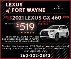 Brand New 2021 LEXUS GX 460 AWD Premium - All-Wheel-Drive