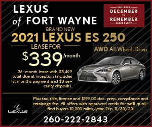 Brand New 2021 LEXUS ES250 AWD All-Wheel-Drive Lease for only $339/Mo.