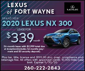Brand New 2020 Toyota LEXUS NX300