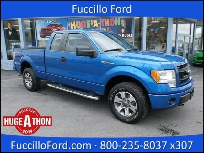 2014 Ford F-150 STX Extended Cab Truck
