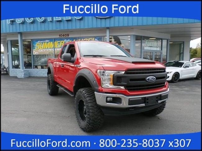 2018 Ford F-150 XL 4x4 XL  SuperCab 6.5 ft. SB