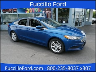 2018 Ford Fusion SE SE  Sedan