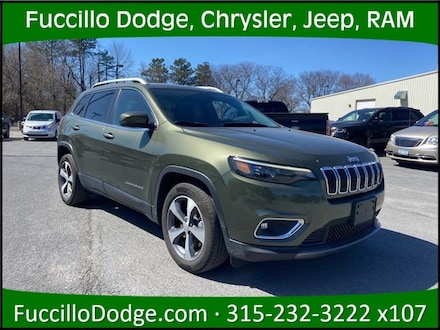2020 Jeep Cherokee Limited Limited  SUV
