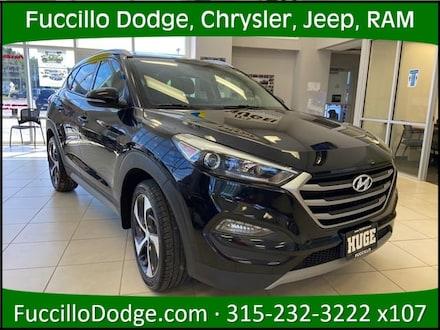 2017 Hyundai Tucson Sport AWD Sport  SUV