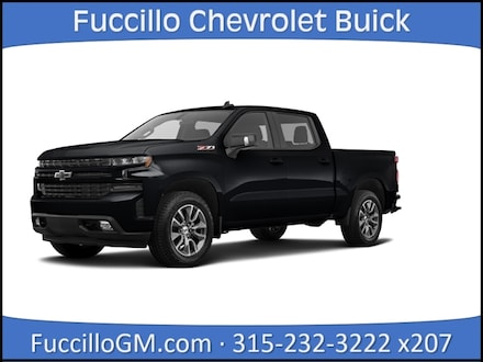 2021 Chevrolet Silverado 1500 RST Truck 27840