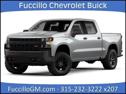 2021 Chevrolet Silverado 1500 Custom Trail Boss Truck 27852