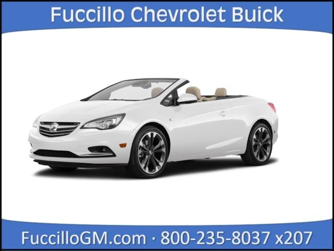 2018 Buick Cascada Base Convertible