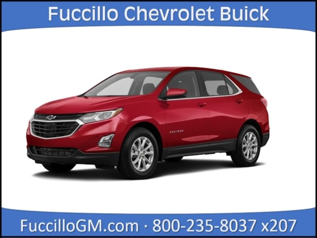 New 2019 Chevrolet Equinox For Sale at Fuccillo Auto Mall