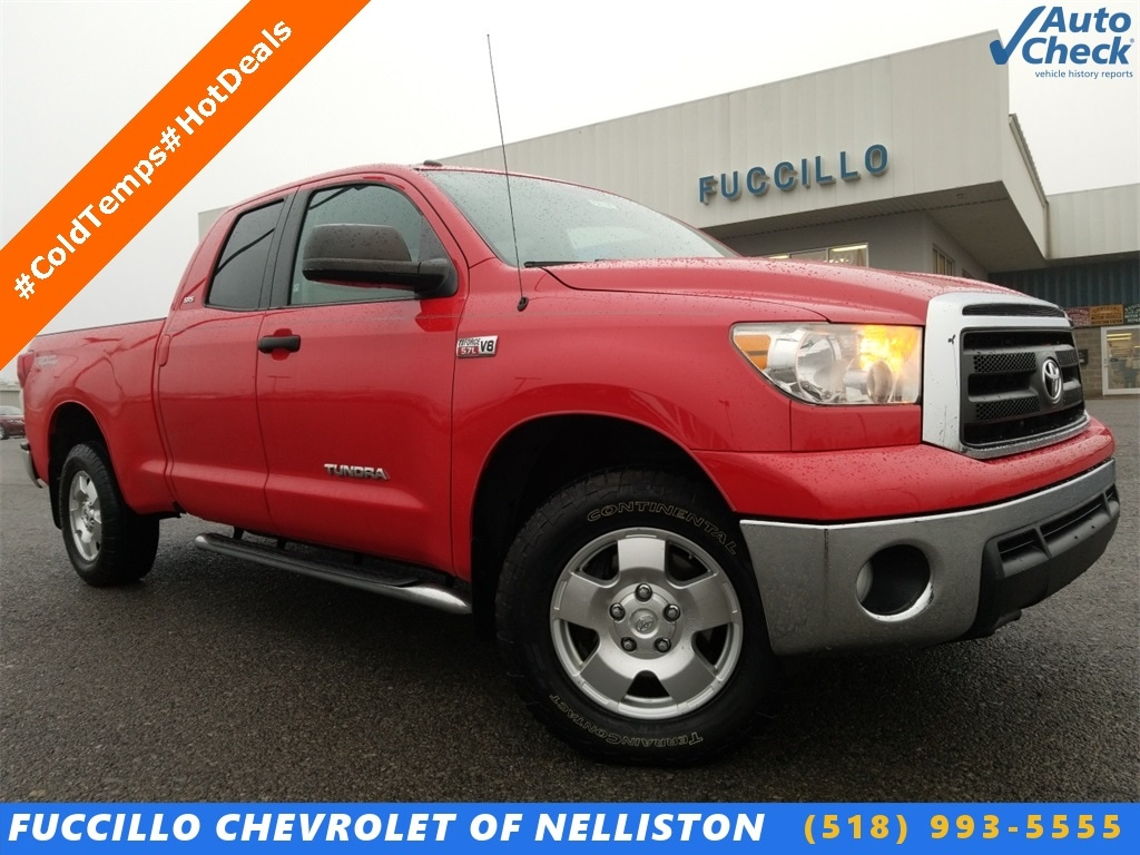 2011 Toyota Tundra Truck Double Cab