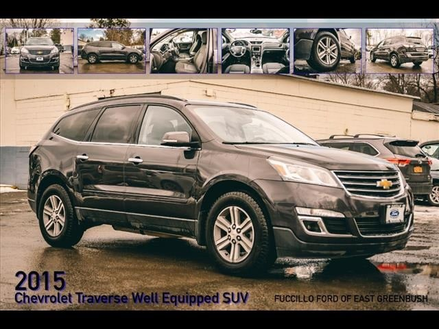 2015 Chevrolet Traverse 8 Passanger  Well Equipped SUV