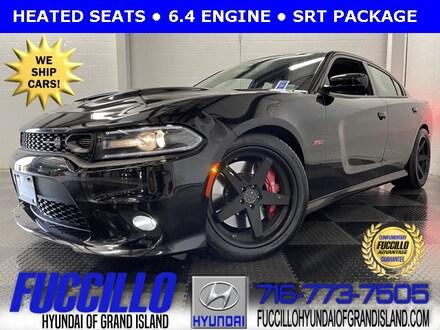 2019 Dodge Charger Scat Pack Sedan