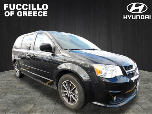 Used 2017 Dodge Grand Caravan For Sale At Fuccillo Hyundai Of Greece