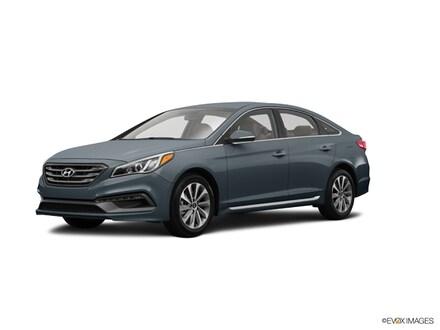 2016 Hyundai Sonata Sport w/PZEV Sedan