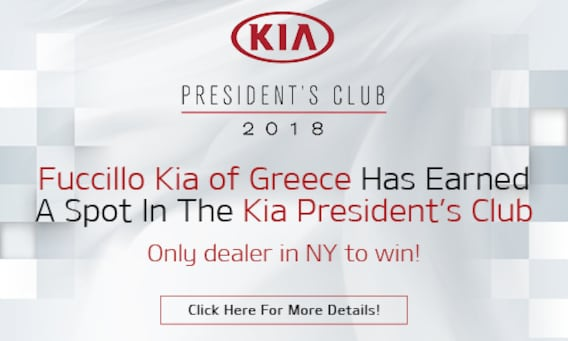 Fuccillo Kia Greece >> Fuccillo Kia Of Greece New Kia Dealership In Rochester Ny