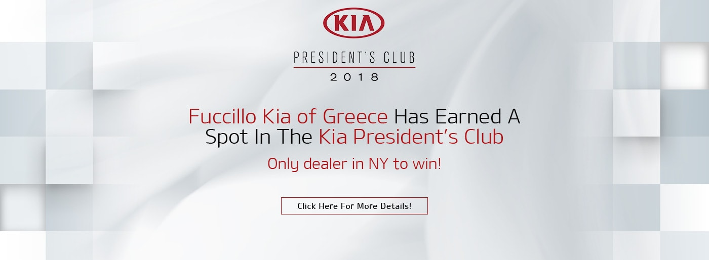 Fuccillo Kia of Greece | New Kia Dealership in Rochester, NY