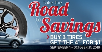 Take the Road to Savings