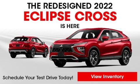 2022 Mitsubishi Eclipse Cross is here