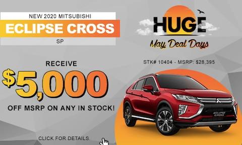 NEW 2020 Mitsubishi Eclipse Cross