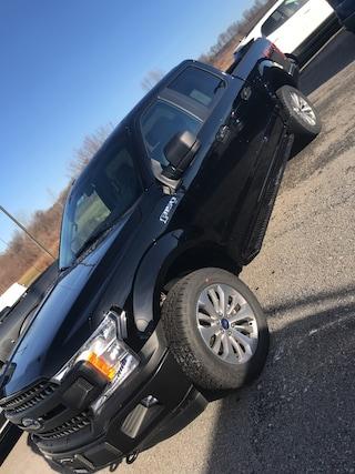2018 Ford F-150 Truck SuperCrew Cab