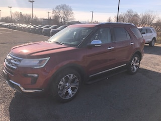 2019 Ford Explorer Limited SUV