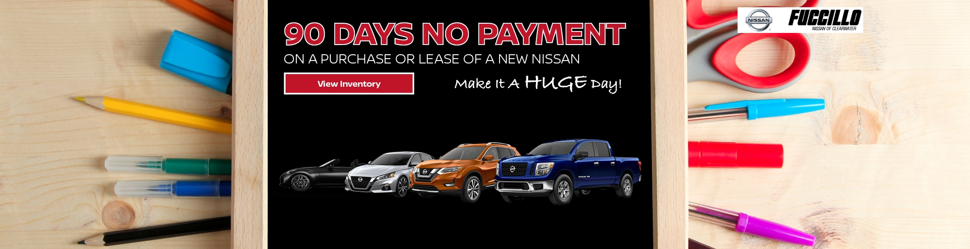 Fuccillo Nissan of Clearwater | Nissan Dealership in Clearwater, FL