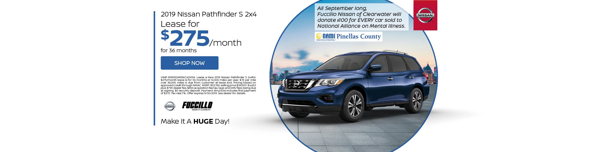 Fuccillo Nissan of Clearwater | Nissan Dealership in