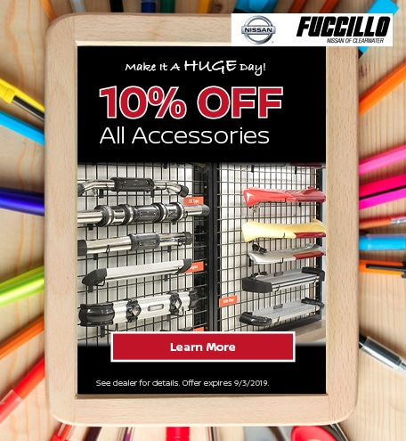 August 2019 Accessories Special