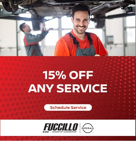 15% off All Service