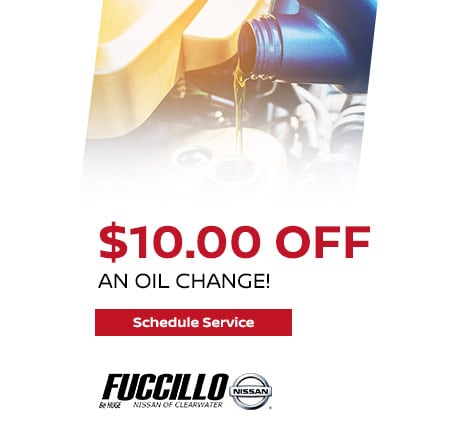 Receive $10.00 OFF an Oil Change!