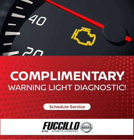 Complimentary Warning Light Diagnostic!