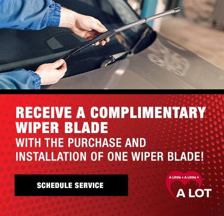 Complimentary Wiper Blade