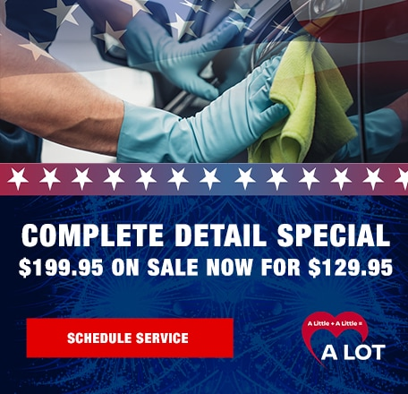 Vehicle Detail Special