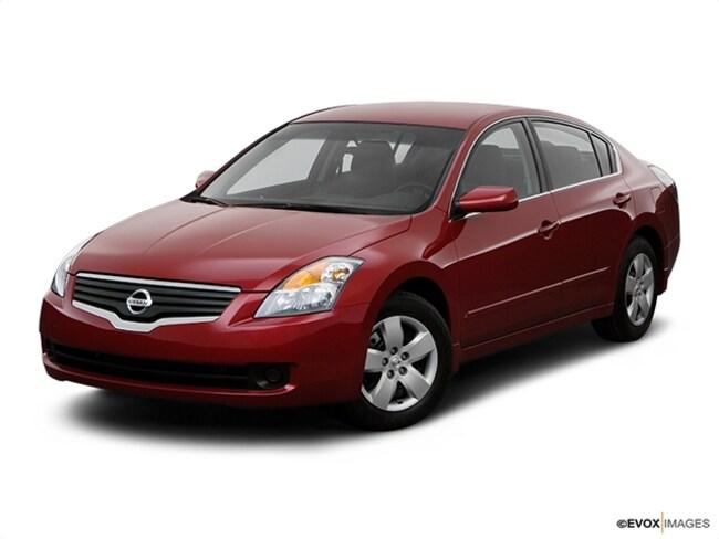 2008 Nissan Altima 2.5 S 2.5 S  Sedan CVT