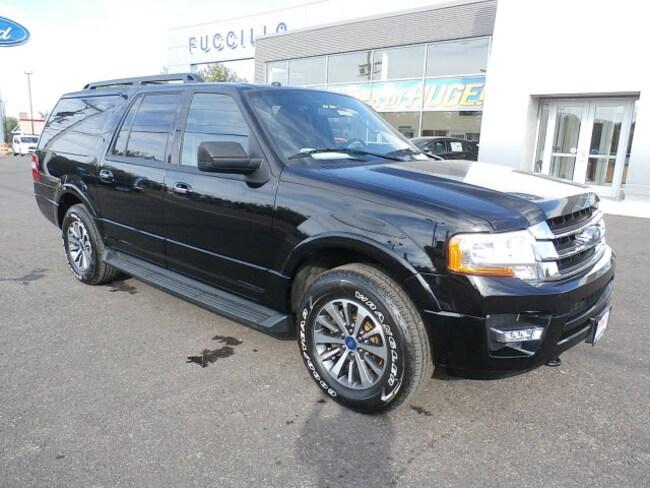 2017 Ford Expedition EL XLT 4x4 XLT  SUV