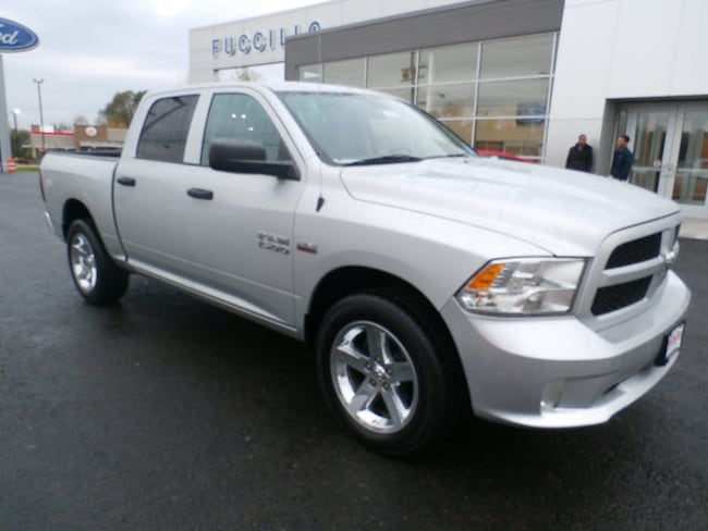 2015 Ram 1500 Express 4x4 Express  Quad Cab 6.3 ft. SB Pickup