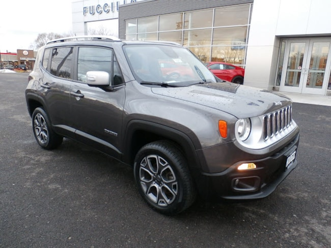 2017 Jeep Renegade Limited 4x4 Limited  SUV