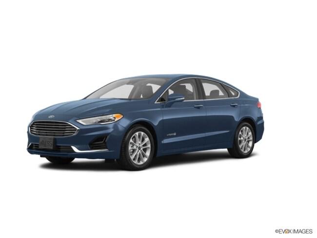 2019 Ford Fusion Hybrid SE SE  Sedan