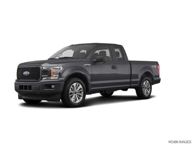 2018 Ford F-150 STX 4x4 XL  SuperCab 6.5 ft. SB