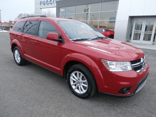 2017 Dodge Journey SXT SXT  SUV