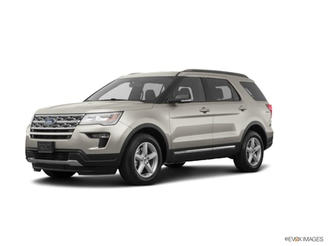 2018 Ford Explorer Limited AWD Limited  SUV