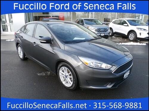 2017 Ford Focus Sedan