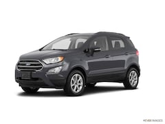 2019 Ford EcoSport SE AWD SE  Crossover