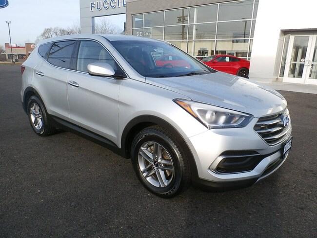 2018 Hyundai Santa Fe Sport 2.4L 2.4L  SUV