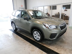 new 2019 Subaru Forester Standard SUV JF2SKAAC9KH424266 for sale near Watertown