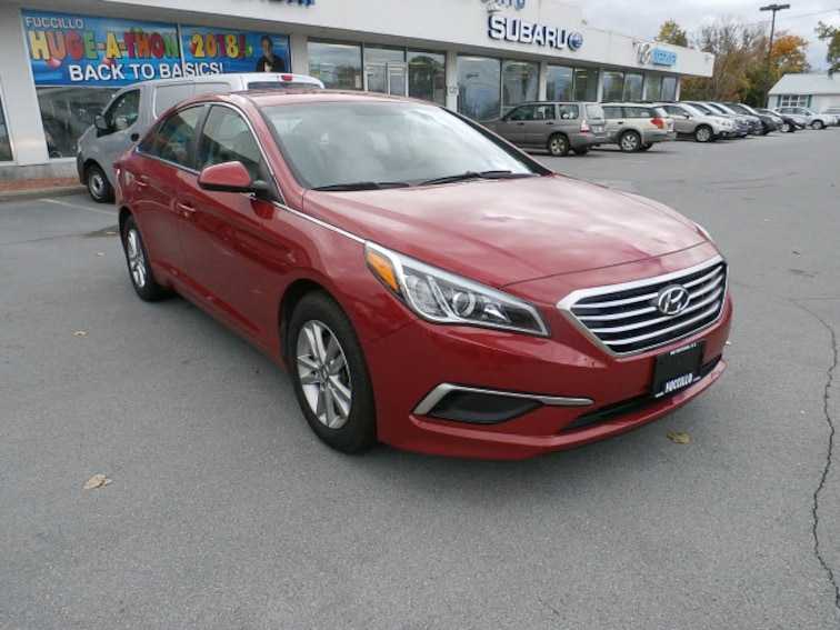 2017 Hyundai Sonata ECO Sedan for sale near Potsdam