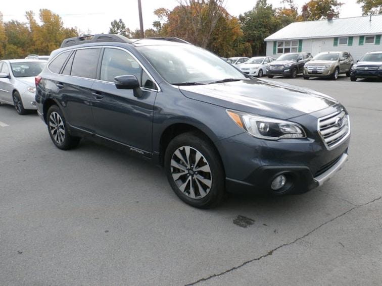 2017 Subaru Outback 2.5i Limited with SUV for sale near Potsdam