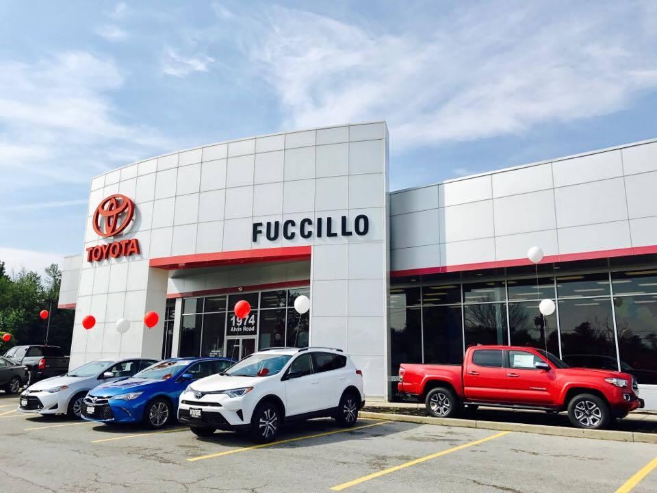New 2019 Toyota Tacoma For Sale at Fuccillo Toyota | VIN