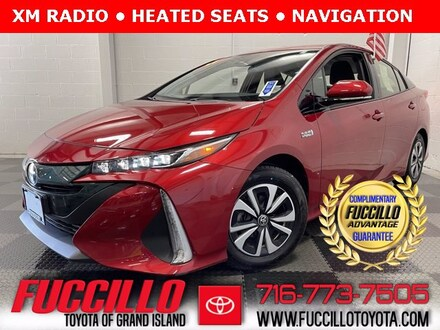 2017 Toyota Prius Prime Advanced Hatchback